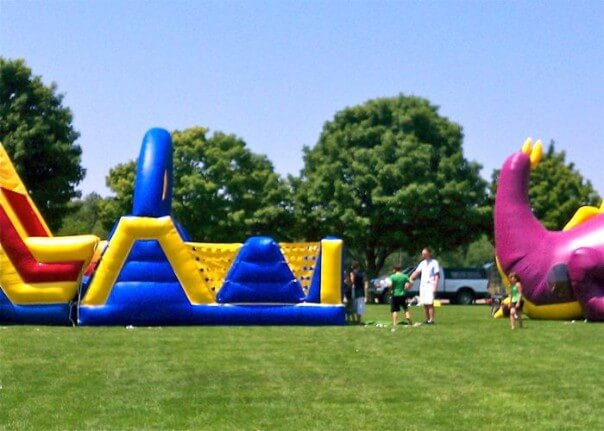 Inflatable Ride Rentals Grand Rapids